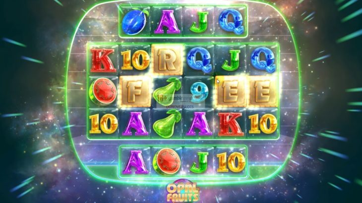 Opal Fruits Slot by Big Time Gaming Free Spins Video