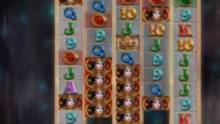 white rabbit slot £10 spins epic win with retrrigers
