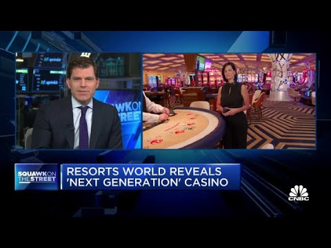 A look at Las Vegas' newest casino