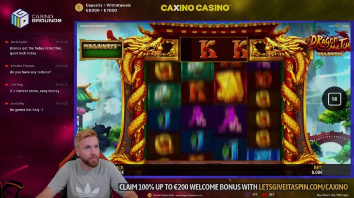 GIGA JAR TIME! – !Top Dawgs !Giveaway LAST HOURS, Mount !Magmas up, CasinoGrounds.com🚀❤️(16/06/21)