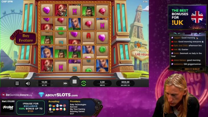 BLOODY DEGEN CASINO SLOTS | !GIVEAWAY – €2000 COMPETITION | FOR BEST BONUSES: !NOSTICKY