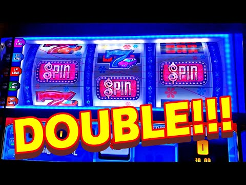BUSES AND HELICOPTERS!!! * THE WHEEL OF PRICE IS RIGHT!!! — Las Vegas Casino New Slot Machine Bonus