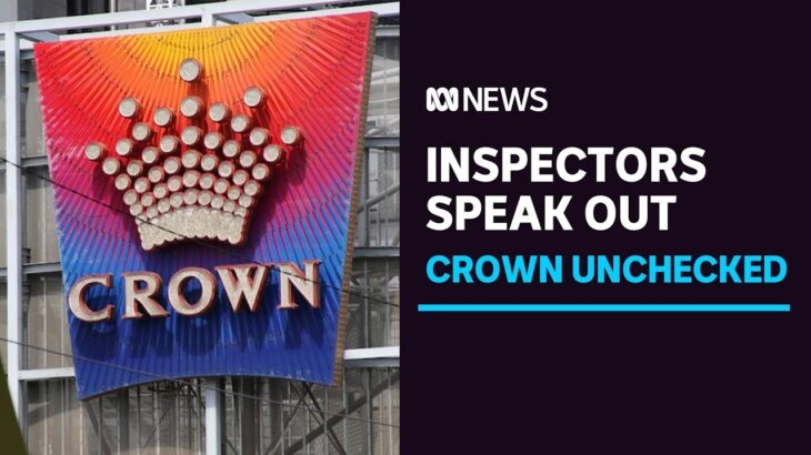 Former casino inspectors tell their story of what's going on inside the Vic. regulator   ABC News