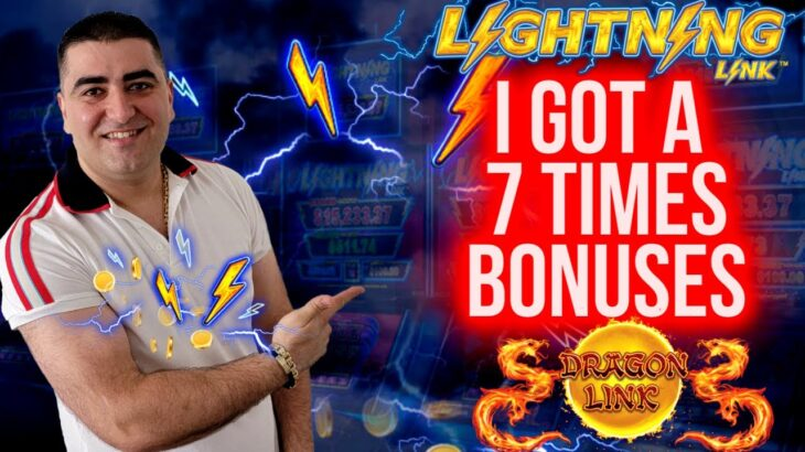 What Can I Get With  7 Different BONUSES On Slot Machines ! Live Slot Play At Casino