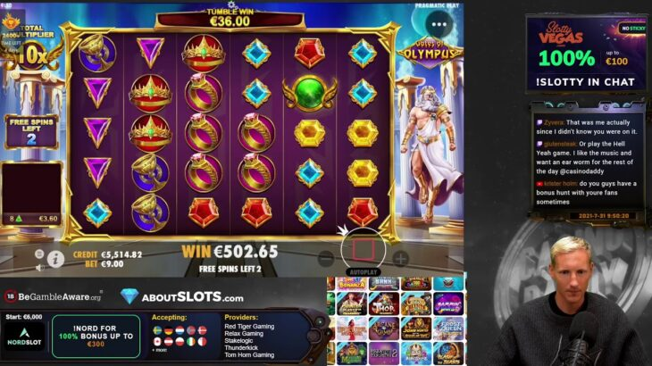 CASINODADDY MEGA BONUS OPENING €10-20 W €100 !GUESS – !PLAYTECH FOR €3000 COMPETITION    !EXCLUSIVE