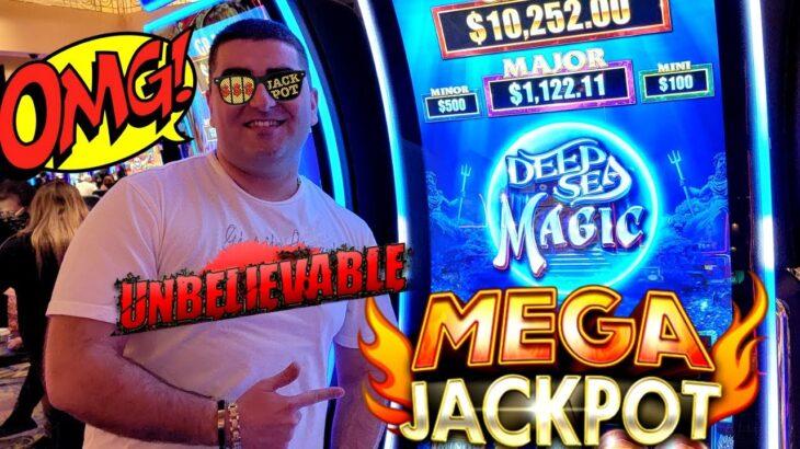 MEGA HANDPAY JACKPOT On Drop & Lock Slot   Winning Mega Bucks At Casino