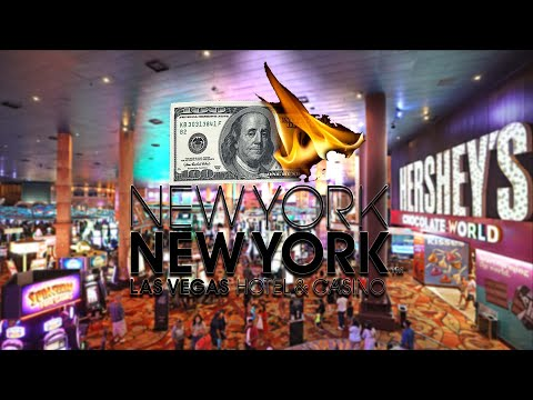 What $100 Can Get You at NYNY Hotel & Casino in Las Vegas 💯💵