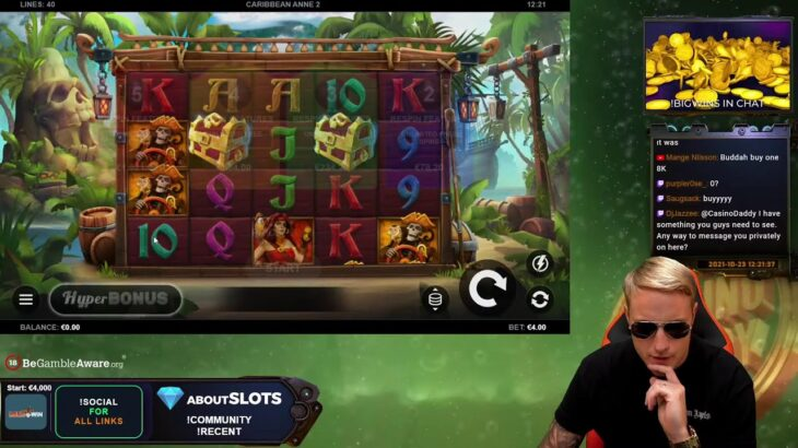 🔥EXTREME RAW BONUS BUYS & HIGHROLL W ANTE! 🔥 ABOUTSLOTS.COM – FOR THE BEST BONUSES AND OUR FORUM!
