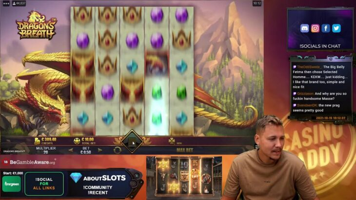 💸 FRIDAY SPECIAL WITH CASINO DADDY 💸 ABOUTSLOTS.COM – FOR THE BEST BONUSES AND OUR COMMUNITY FORUM