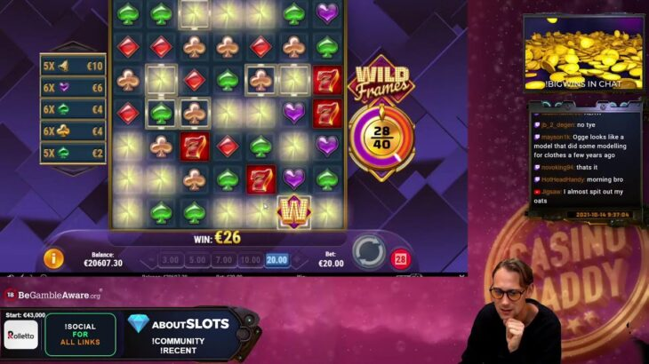 🔥 HIGHROLL AND BONUS BUYS W ANTE & JESUS🔥 ABOUTSLOTS.COM – !GIVEAWAY & !COMMUNITY